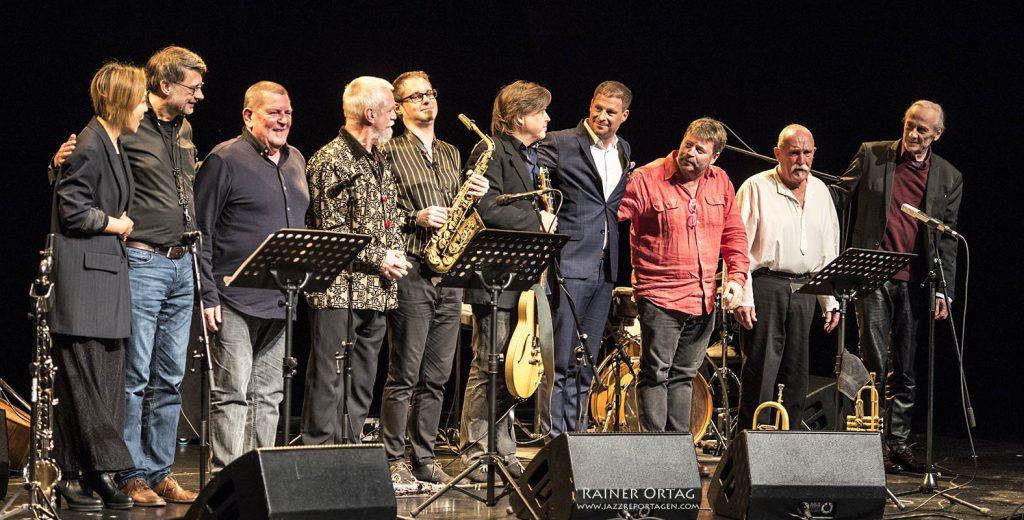 Gedenkkonzert für Herbert Joos im Theaterhaus Stuttgart