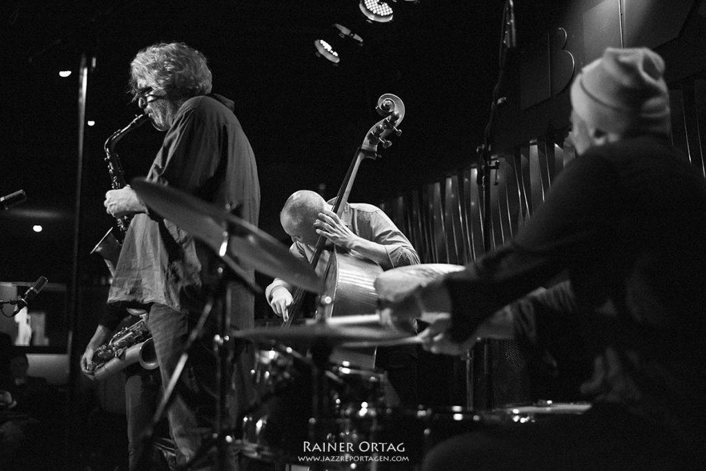 Tim Berne, Reid Anderson, Dave King