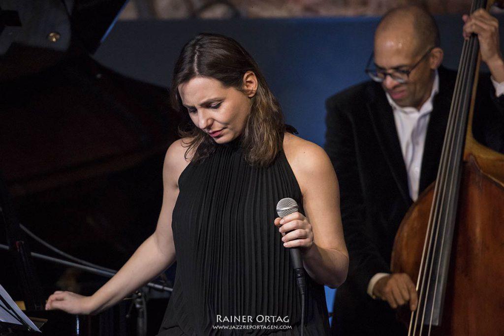 Chiara Pancaldi Quartet im Jazzkeller Esslingen