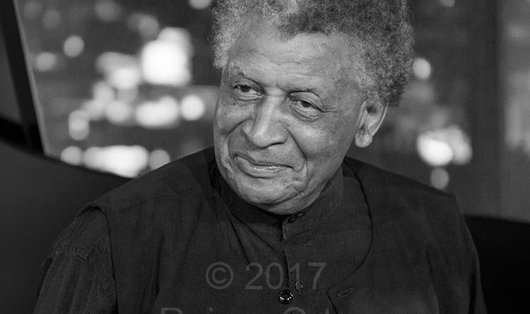 Abdullah Ibrahim bei der jazzopen Stuttgart 2017