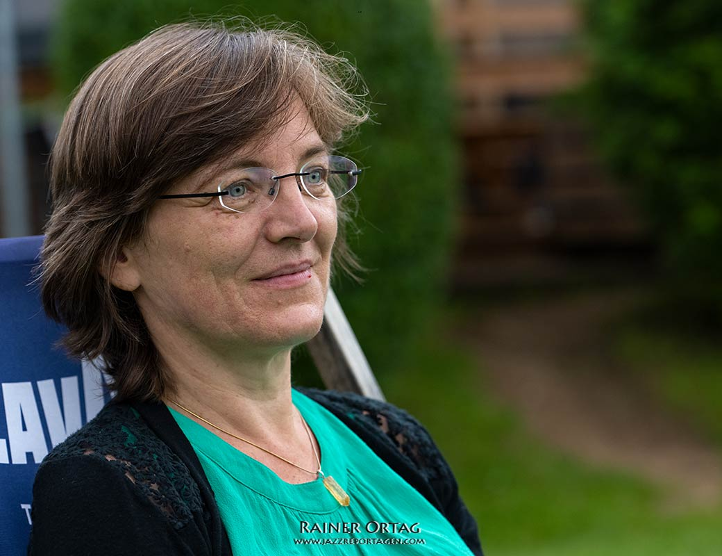 1. Esslinger Alphorngipfel 2021 beim Dulkhäusle