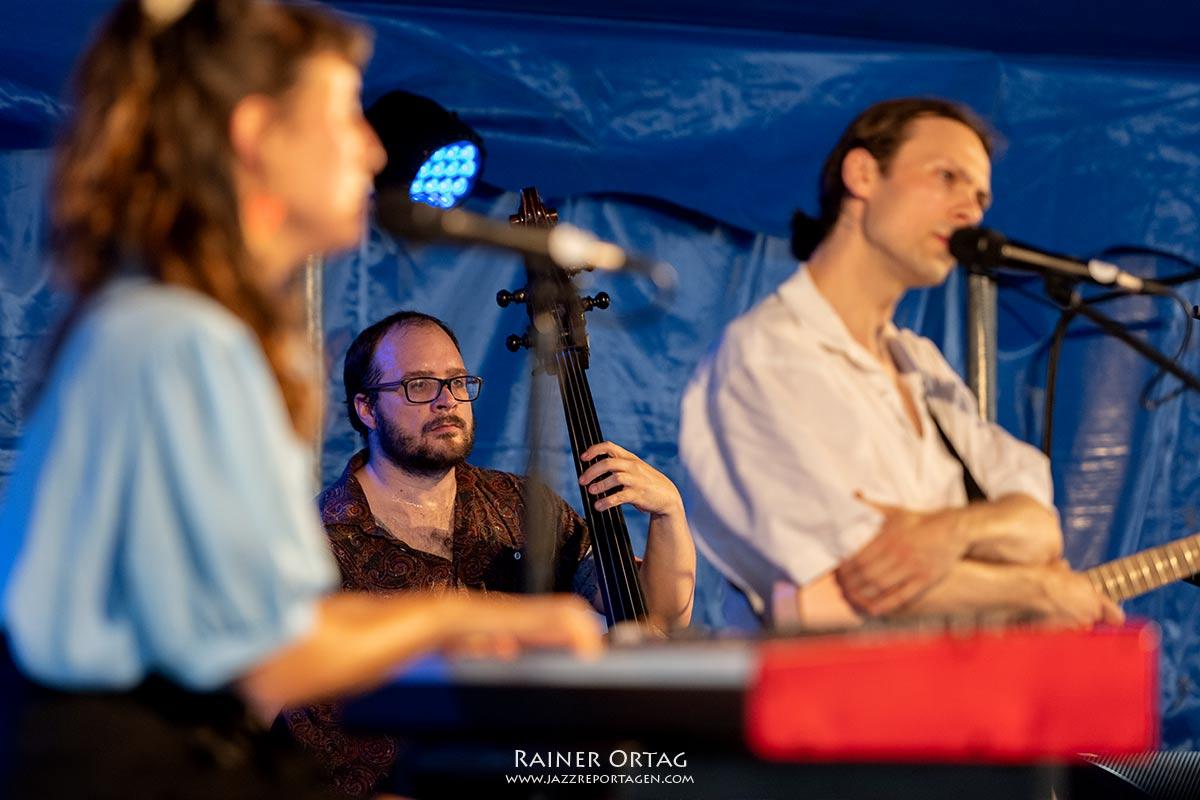 Ameli in the Woods - Sindelfinger Jazztage 2021