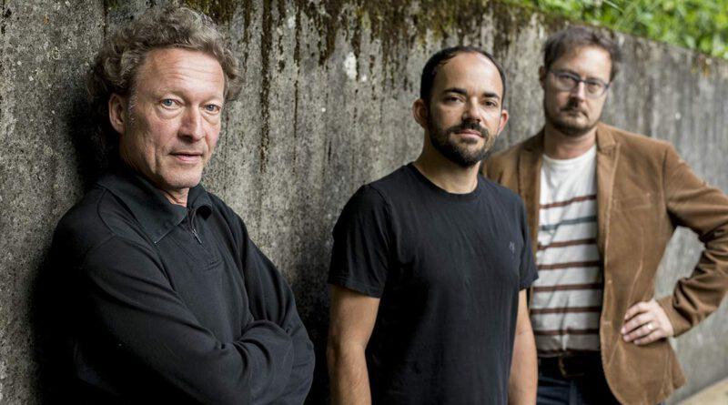 Axel Kühn Trio im SWR Studio Tübingen
