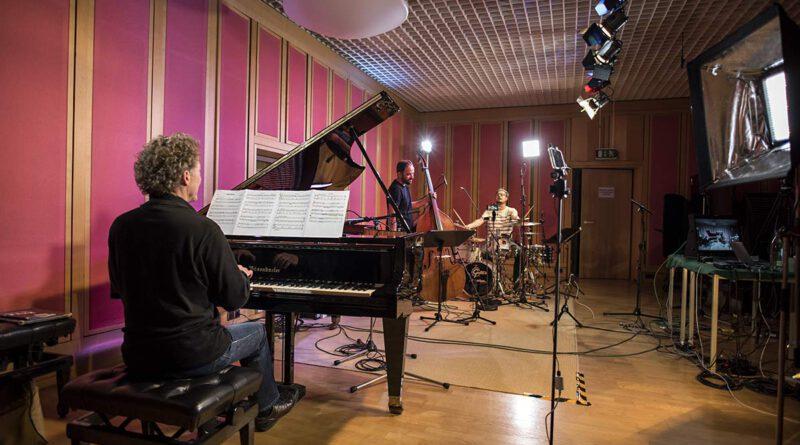 Axel Kühn Trio live im SWR Studio Tübingen