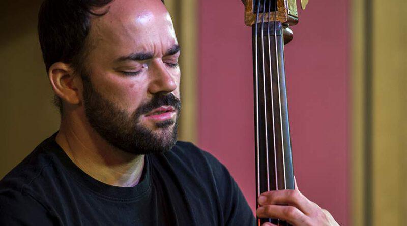 Axel Kühn im SWR Studio Tübingen
