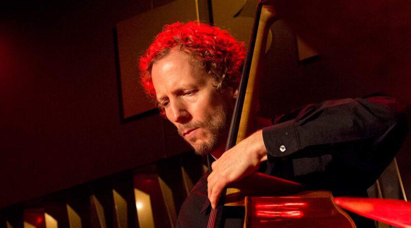 Ben Street mit dem Danilo Pérez Trio im Jazzclub Bix Stuttgart 2014