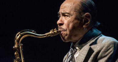 Benny Golson mit The Jazz Animals im Theaterhaus Stuttgart 2019