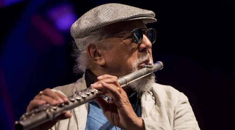 Charles Lloyd mit dem Charles Lloyd Quartet in Rottenburg 2019