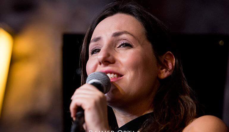 Chiara Pancaldi mit dem Chiara Pancaldi Quartet im Jazzkeller Esslingen 2020