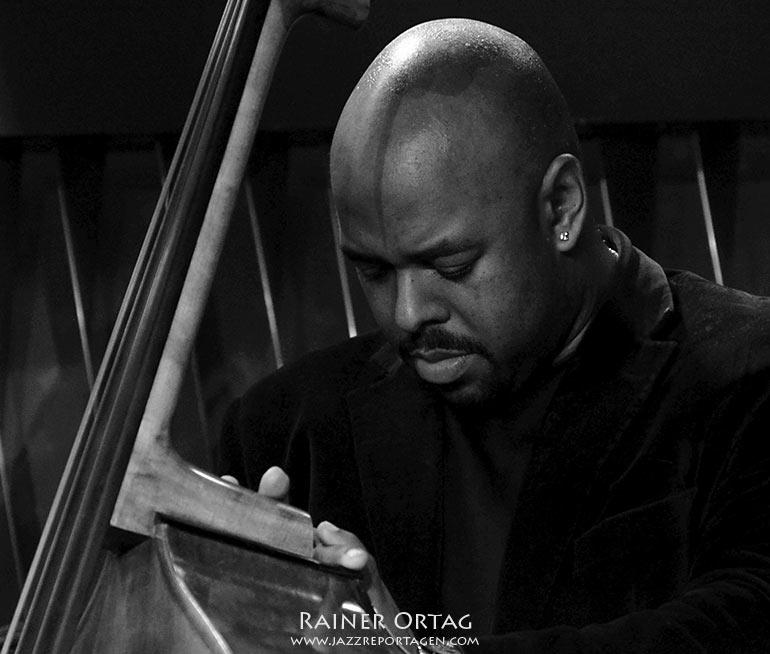 Christian McBride Trio im Jazzclub Bix Stuttgart 2012