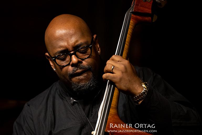 Christian McBride beim Jazzfestival Esslingen 2021