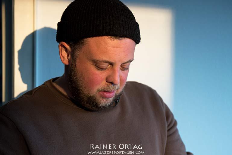 Christoph Neuhaus Interview zu seiner CD Rambling Bird 2021