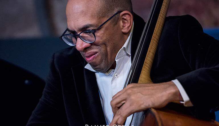 Darryl Hall mit dem Chiara Pancaldi Quartet im Jazzkeller Esslingen 2020