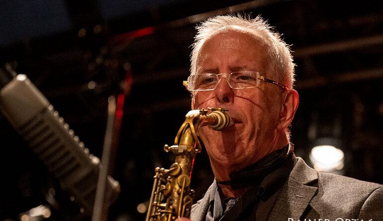 Dick Oatts mit dem Dameronias Legacy Allstar Octet beim Jazzfestival Esslingen 2021