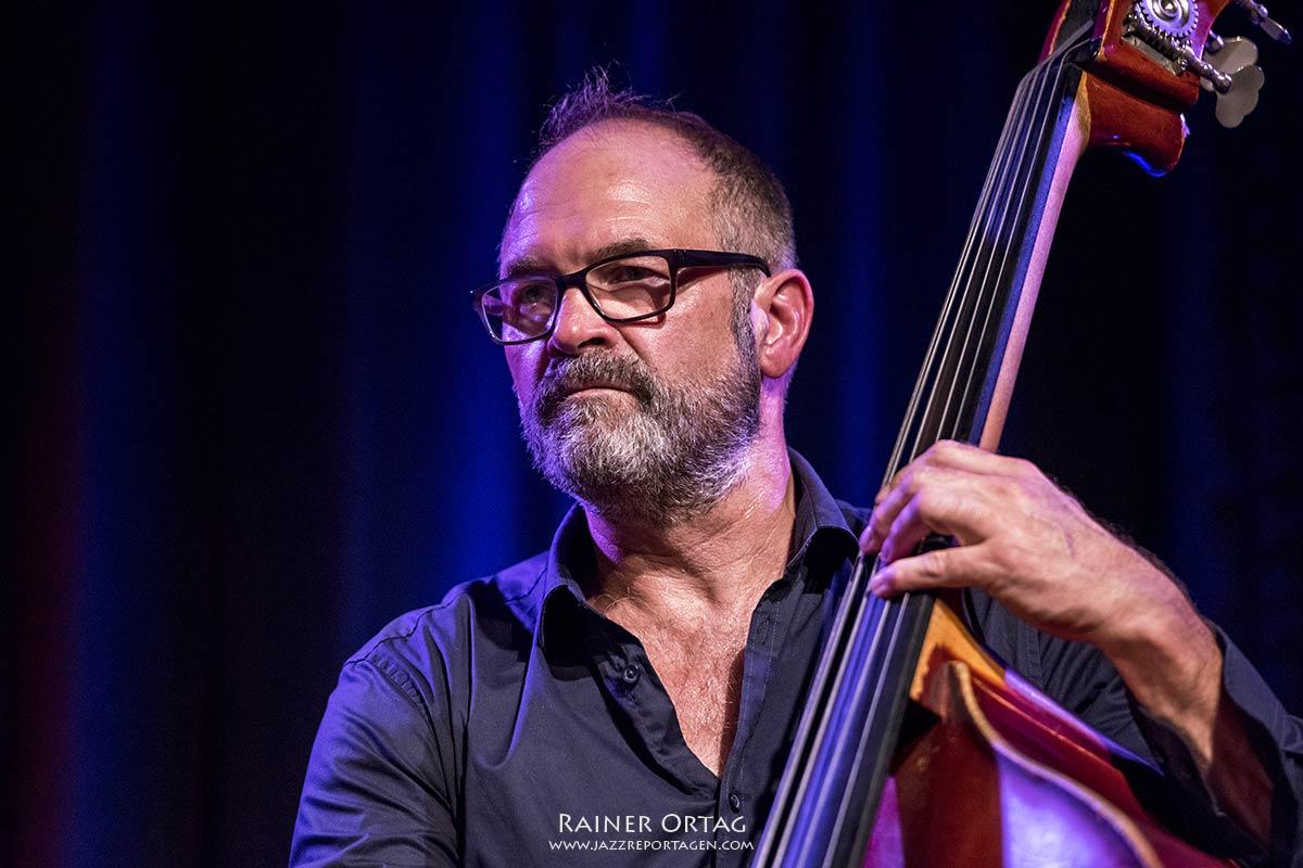Dietmar Fuhr mit dem Anke Helfrich Trio