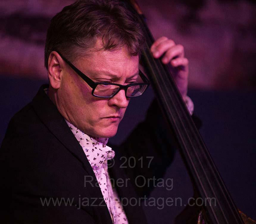 Doug Weiss mit dem Jorge Rossy Vibes Quintet im Jazzkeller Esslingen 2017
