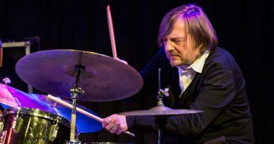 Dré Pallemaerts mit dem Marc Copland / Jason Seizer International Quartet im Jazzclub Unterfahrt München 2014
