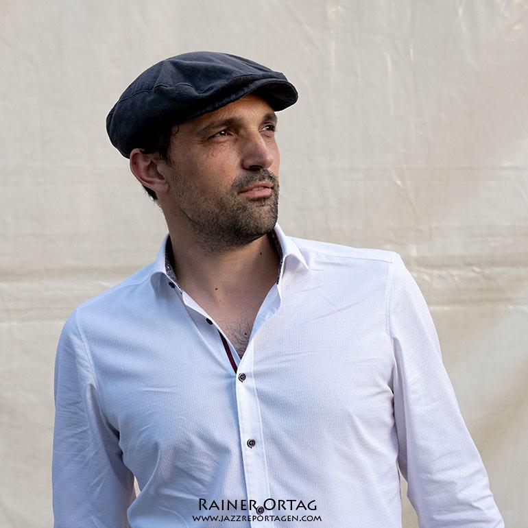 Fabiano Pereira im Kulturzelt Sindelfingen 2021