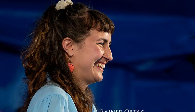 Franziska Ameli Schuster - Sindelfinger Jazztage 2021