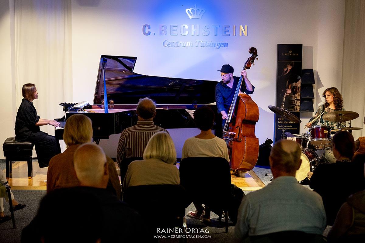 Gee Hye Lee Trio im C. Bechstein Centrum Tübingen 2021