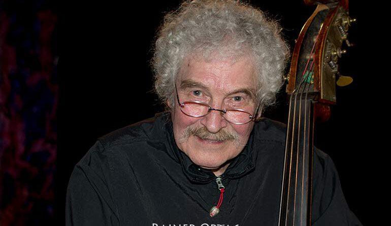 Günther Lenz mit Bebelaar-Kroll-Lenz im Sudhaus Tübingen 2016