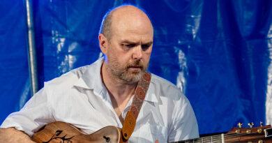 Günter Weiss mit Bodenseh's Metronome Art bei den Sindelfinger Jazztage 2021