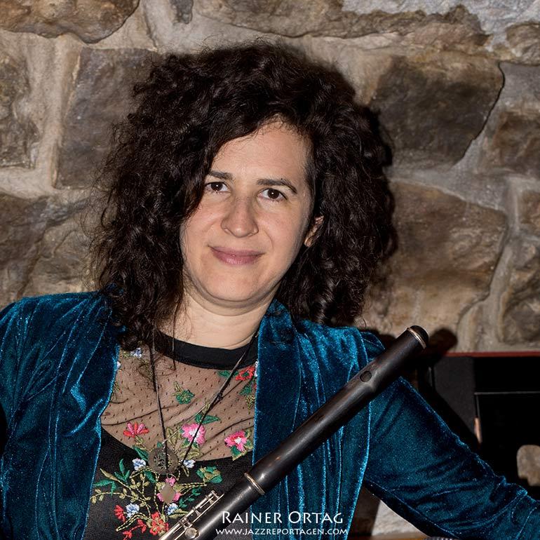 Hadar Noiberg im Duo mit Olivia Trummer im Jazzclub in der Mitte Reutlingen