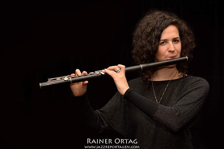 Hadar Noiberg mit dem Hadar Noiberg Trio im Pappelgarten Reutlingen am 2016