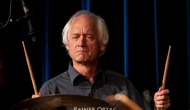 Harald Rüschenbaum bei der Jazztime Böblingen in der Kongresshalle 2021