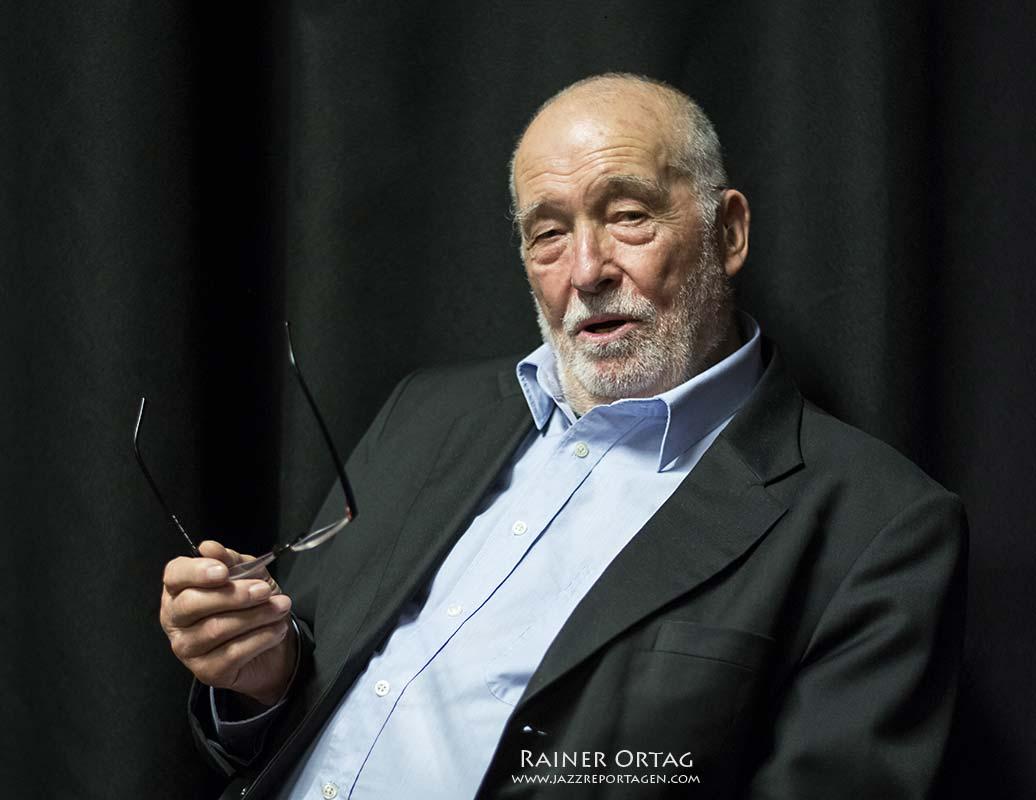 Heinz von Herrmann mit dem Joe Haider Sextett, Jazzkeller Esslingen im Komma 2020