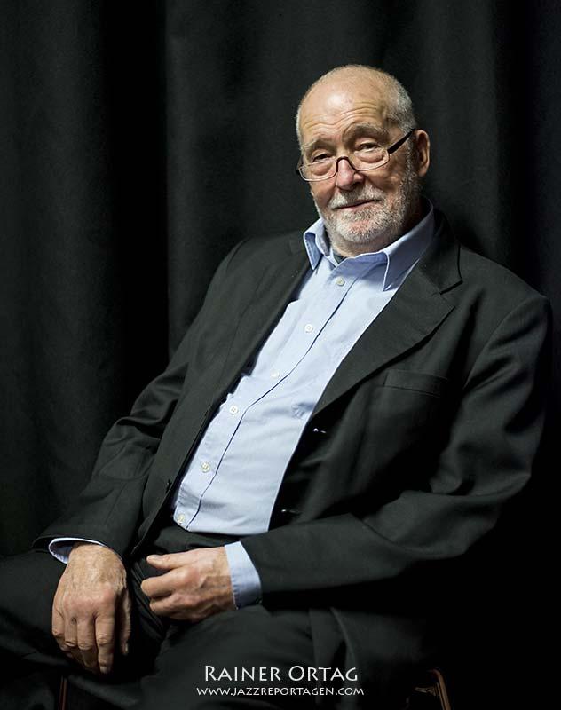 Heinz von Hermann mit dem Joe Haider Sextett, Jazzkeller Esslingen im Komma 2020