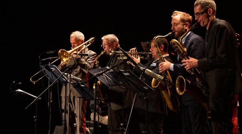Dameronia's Legacy Allstar Octet beim Jazzfestival Esslingen 2021