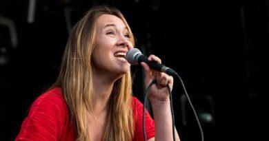 Sophie Hunger bei der jazzopen Stuttgart 2021