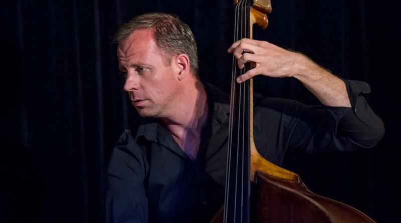Jasper Somsen mit dem Lynne Arriale Trio im Pappelgarten Reutlingen 2018