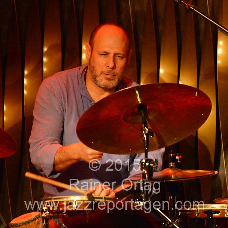 Jeff Ballard Trio im Jazzclub Bix