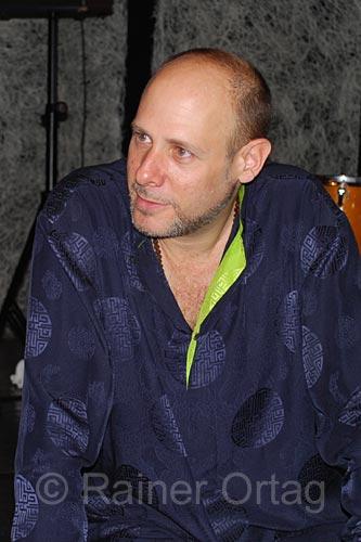 Jeff Ballard mit dem Brad Mehldau Trio