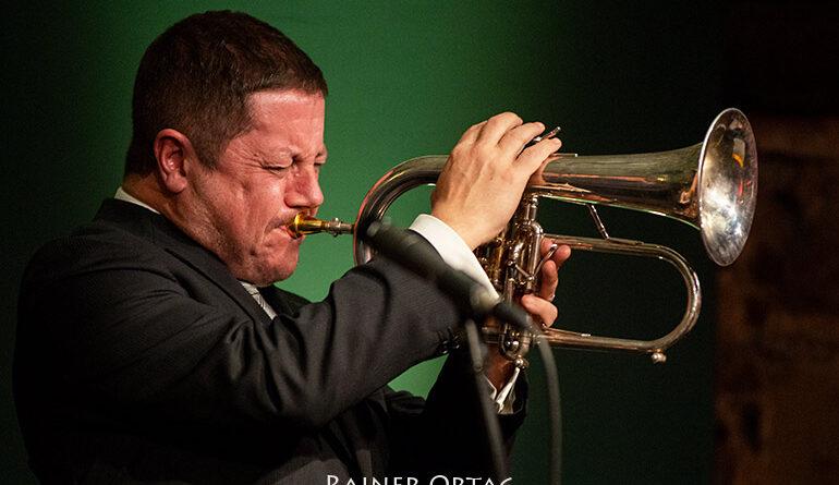 Jim Rotondi mit Joris Dudli's Blue Train Sextet Im Jazzkeller Esslingen 2016