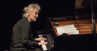 Julia Huelsmann bei den Theaterhaus Jazztagen Stuttgart 2019