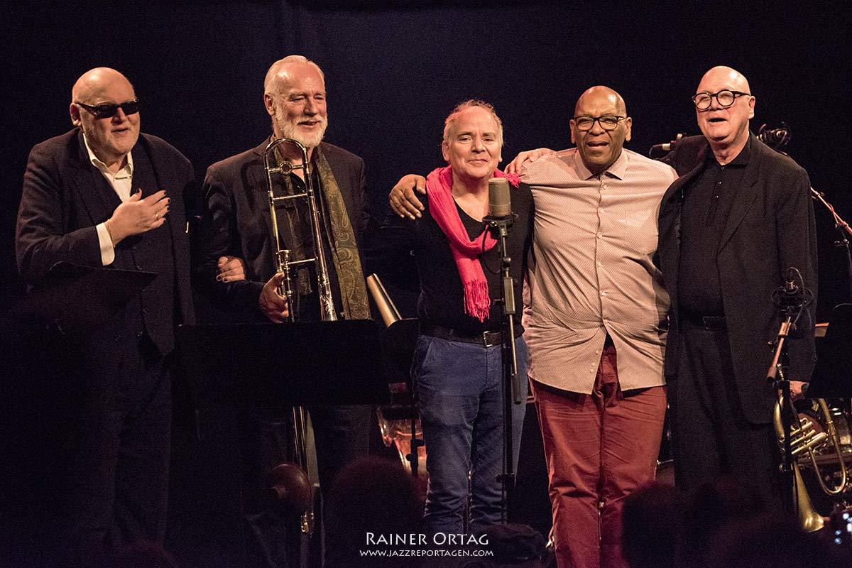 Karl Ratzer Quintet im Porgy & Bess Wien 2020