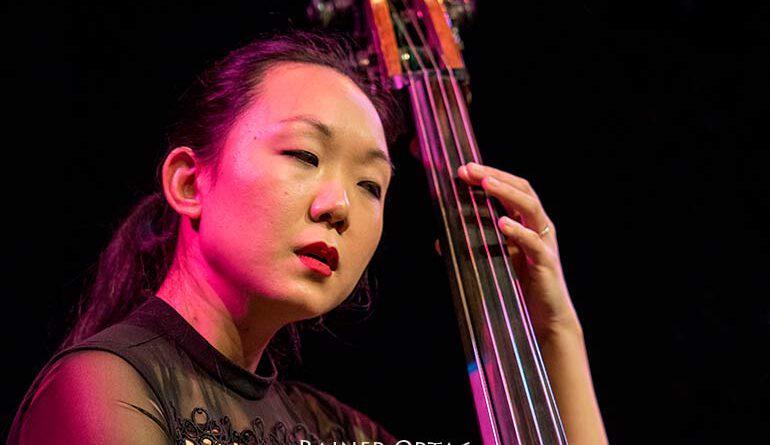 Linda May Han Oh bei der jazzahead! Bremen 2019