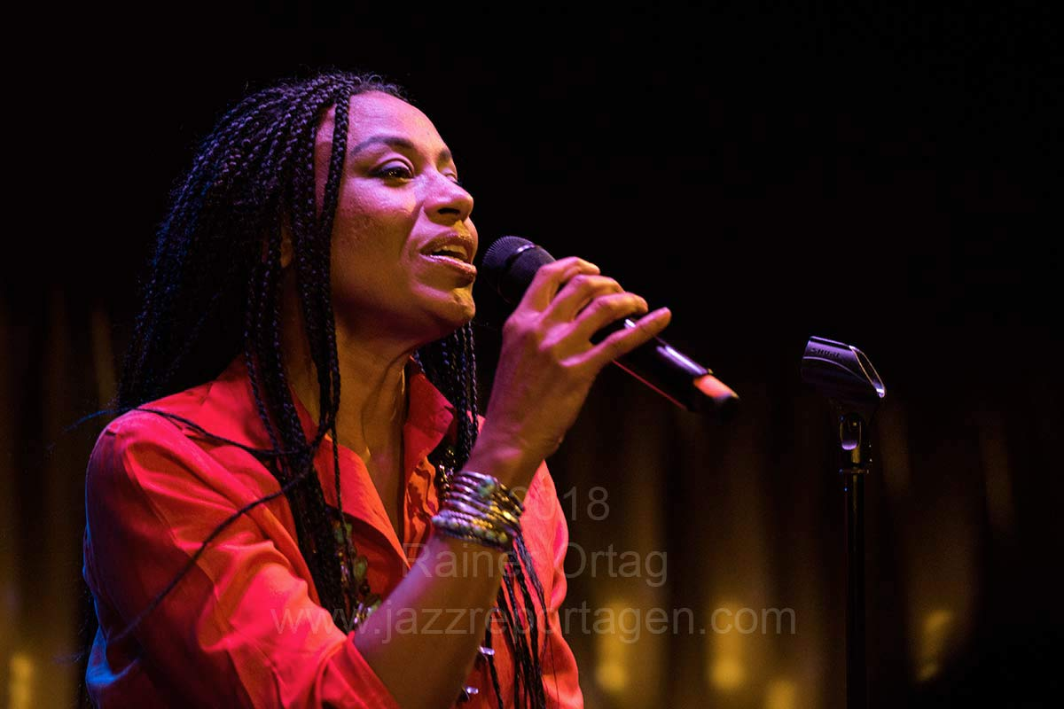 Malia im Jazzclub Bix Stuttgart 2018