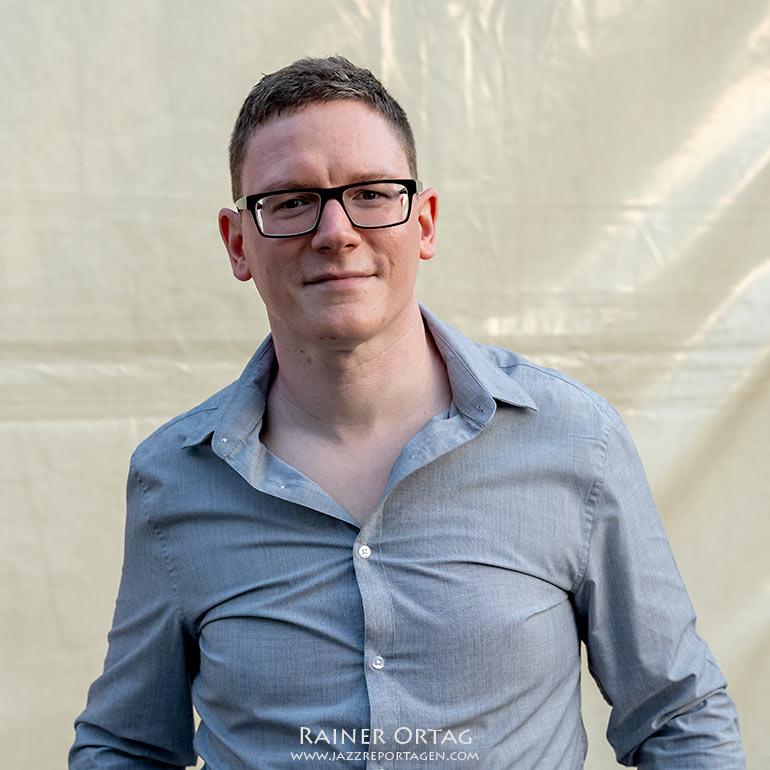 Marcel Gustke im Kulturzelt Sindelfingen 2021
