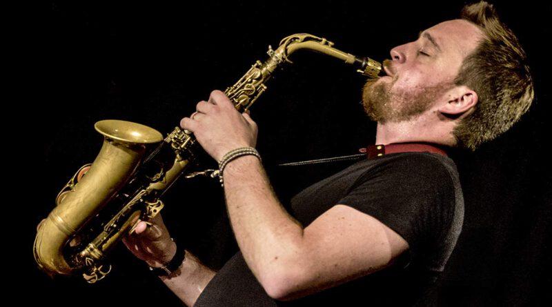 Markus Harm mit dem Bird Lives! Quartet