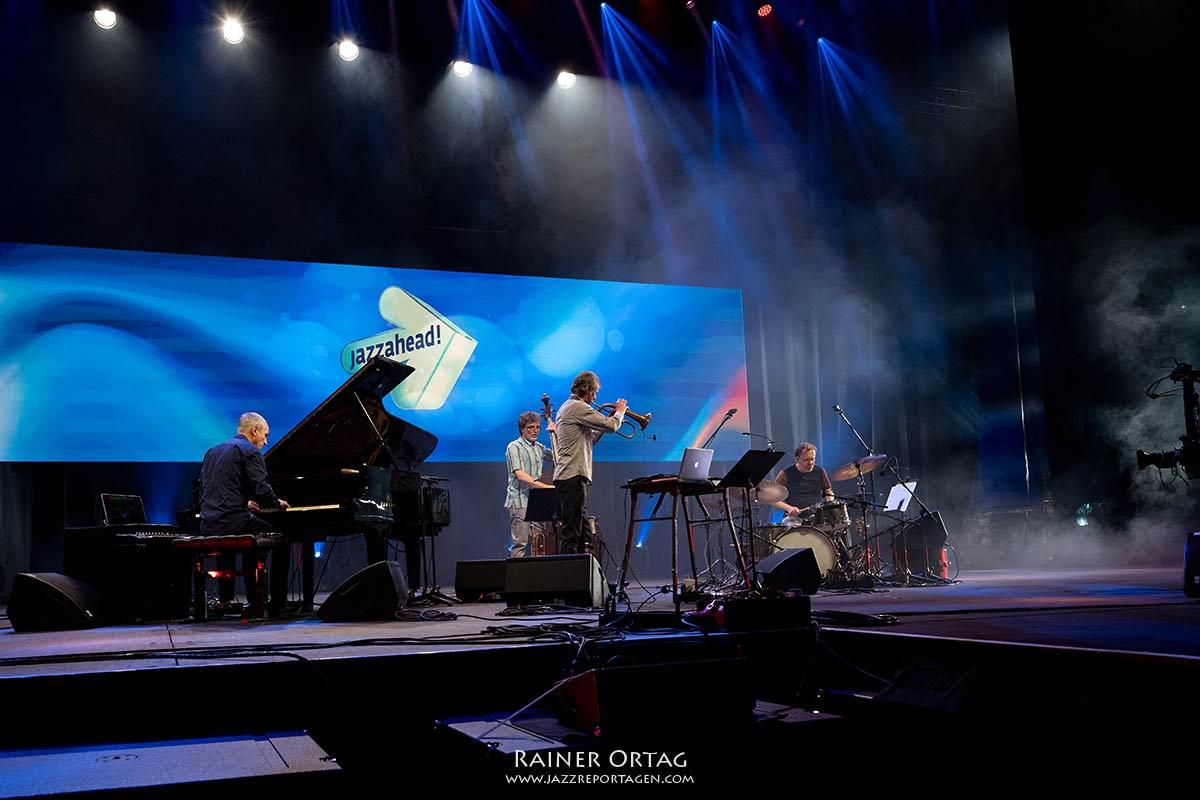Markus Stockhausen GROUP bei der jazzahead! 2021 in Bremen