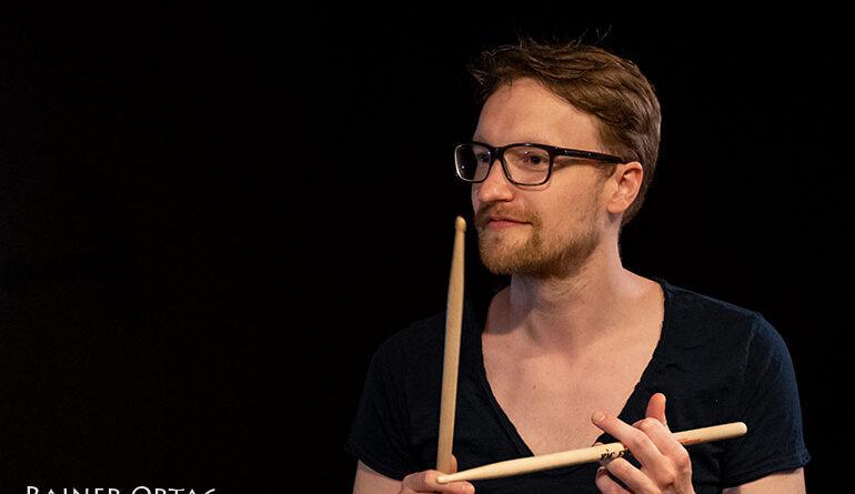 Michael Mischl mit TRIMAR bei 'Jazz im Studio' des SWR Tübingen 2021