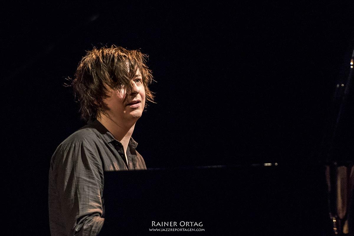 Michael Wollny mit 4 Wheel Drive bei den Theaterhaus Jazztagen Stuttgart 2019