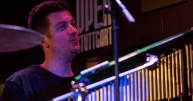 Nate Werth mit Ghost Note bei der jazzopen Stuttgart 2019 im Jazzclub Bix