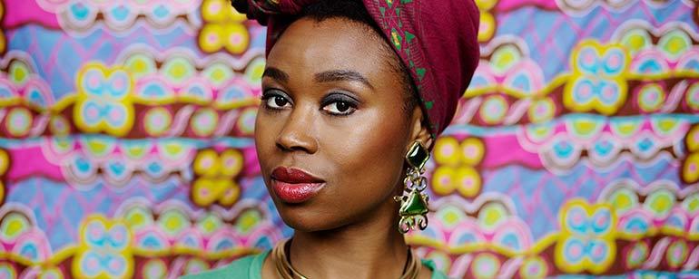 Ntjam Rosie kommt zur jazzopen 2021