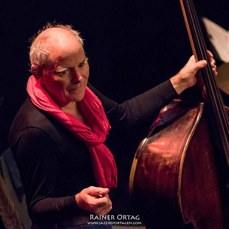 Peter Herbert mit dem Karl Ratzer Quintet im Porgy & Bess Wien 2020