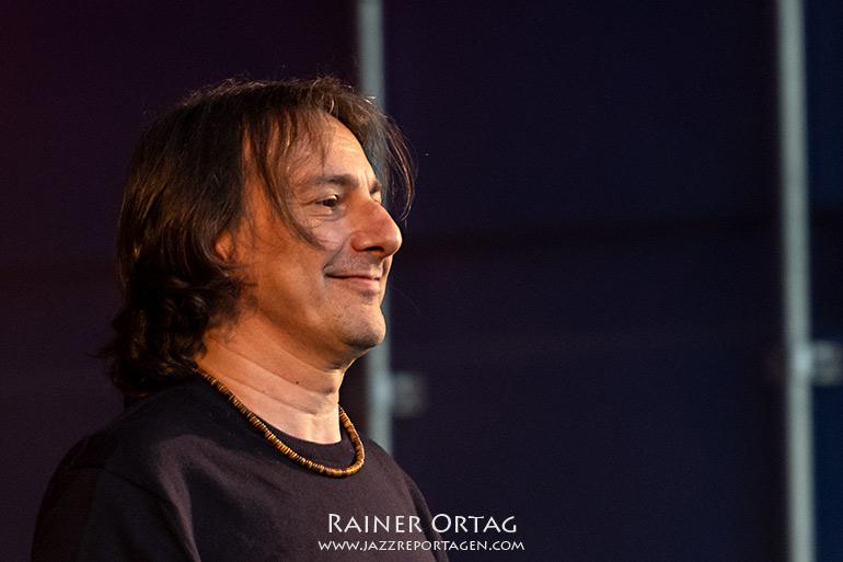 Pippo Pollina im echaz.Hafen Reutlingen 2021